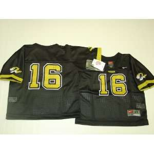 /Youth Nike College Football Jersey Size S 8 Black
