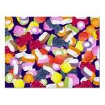 Dolly Mixtures Wallpaper Posters by prawny_wallpaper