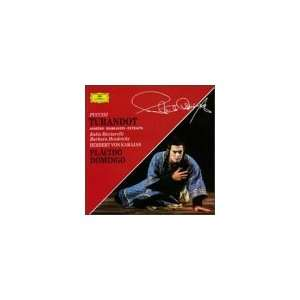 Puccini Turandot (Highlights) / Karajan, Domingo