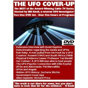 The UFO Cover Up Bill Knell Movies & TV