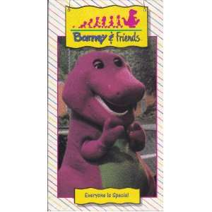 Barney Everyone Is Special [VHS] Barney Movies & TV