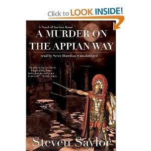A Murder on the Appian Way (A Mystery of Ancient Rome