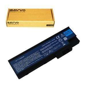 Bavvo Laptop Battery 6 cell compatible with ACER 9402WSMi