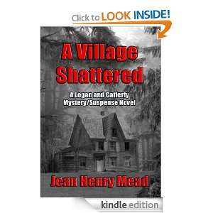 Village Shattered ( A Logan & Cafferty Mystery/Suspense Novel