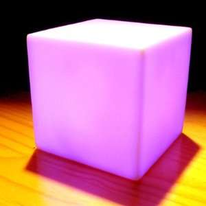 Color Changing LED Cube Baby Kid Mood Lamp Night Light