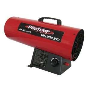125,000 BTU Variable Propane Forced Air Heater