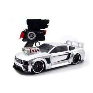 Jada Battle Machines Laser Tag Vehicle Mustang Toys & Games
