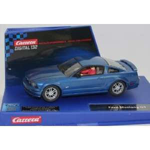 Carrera Digital 132 1/32 Ford Mustang GT 2005 Street