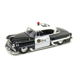 1953 Chevy Bel Air 1/24 Police: Toys & Games