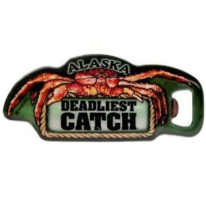 Deadliest Catch Alaska Bottle Opener: Everything Else