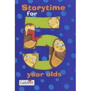 Storytime for 5 Year Olds Joan Stimson 9780721410999