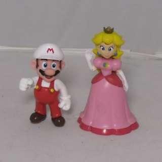 Product Name  Nintendo Super Mario Figure 6pcs Set F