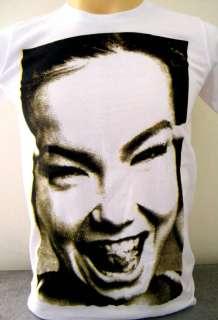 BJORK Björk electronica alternative rock t shirt sz SML