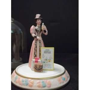 Avon Mrs. Albee Figurine 2004 Mini Everything Else