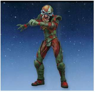 NEW NECA IRON MAIDEN THE FINAL FRONTIER EDDIE ACTION FIGURE MUSIC BAND