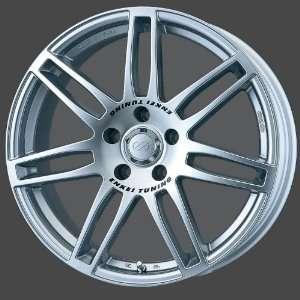 Enkei SC05 (Silver) Wheels/Rims 5x100 (424 880 8035SP) Automotive