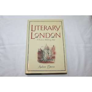 Literary London (9780312026004): Andrew Davies: Books