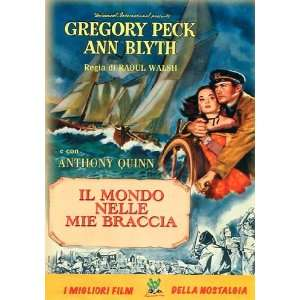 , Anthony Quinn, Gregory Peck, Ann Blyth, Raoul Walsh Movies & TV