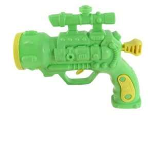 Como Plastic Green Gun Fight Toy + Table Tennis + Bowlings