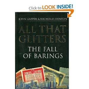 All That Glitters: the Fall of Barings (9780241137567
