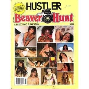 Hustler Beaver Hunt 1979 Hustler Books