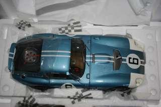 Exoto Ford Shelby Cobra Daytona Coupe #6 1964 Lemans The Prototype