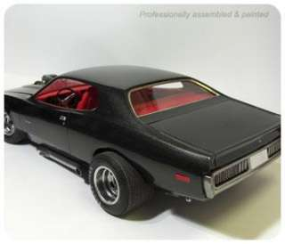 DODGE BIG SCALE STREET CHARGER 1/16 Scale Limited IN STOCK NOW