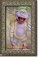 Jeff Dunham   Peanut Poster