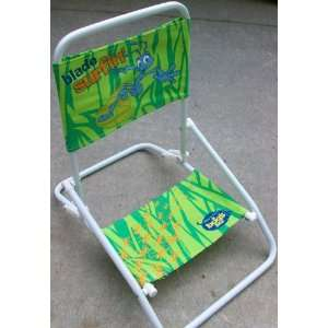 Disney Bugs Life Beach, Outdoor, Picnic Kids Chair: Toys & Games