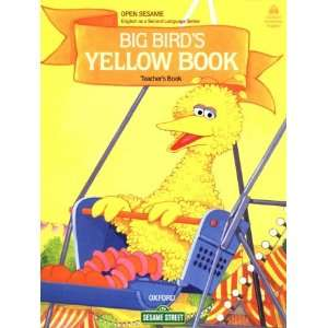 Birds Yellow Book Teachers Book (9780194341561) Jane Brauer Books