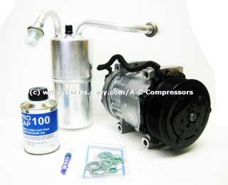 DODGE RAM DIESEL 1994 2001 NEW PREMIUM COMPRESSOR KIT