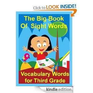 The Book for Third Words scholastic  sight Sight [Kindle Grade Vocabulary Words of word Big books