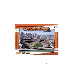 San Francisco Giants Puzzle   Greatest Games