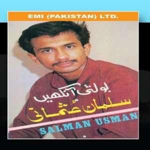 Bolti Aankhen: Salman Usmani: Music