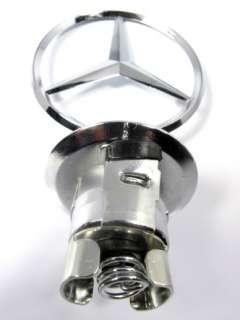 Mercedes Benz Hood Star Logo Emblem CLK E320 300E S430