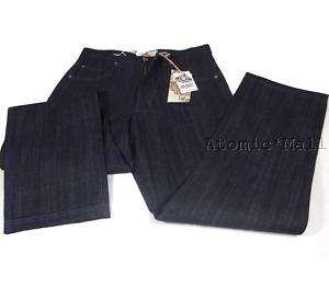 Mens Rich Kids Jeans Co Blue Stitched Hip Hop 36x34 NWT