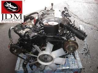 89 95 NISSAN PATHFINDER PICK UP TRUCK 3.0L V6 SOHC ENGINE JDM VG30E
