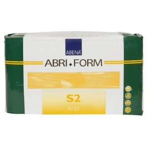 Abena Abri Form Comfort Brief, Small, S2, 28 Count: Health