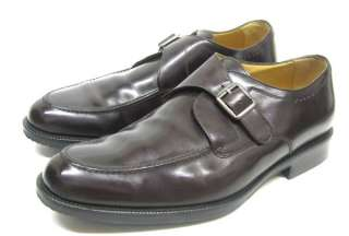 Johnston Murphy Mens Shoes Brinley Dress Buckle Loafer 12 M