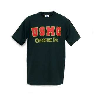 USMC United States Marine Corps Semper Fi T Shirt