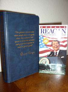 Ronald Reagan   An American President  Limited Edition