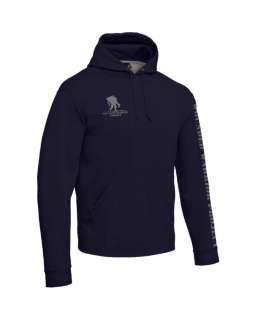 UNDER ARMOUR COLDGEAR WOUNDED WARRIOR PROJECT HOODY WWP 1217626 NAVY