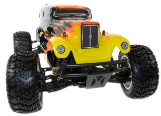 HSP Hot Rod 110 Scale 4WD Electric Radio Controlled Monster Truck