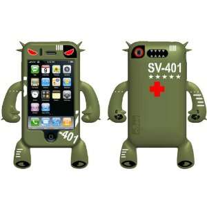 Army Tank Robotector Character Silicone Skin for the