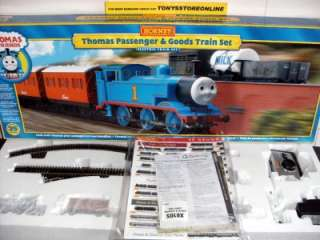 HORNBY THOMAS PASSENGER + GOODS TRAIN SET BNIB RRP £139 NEW
