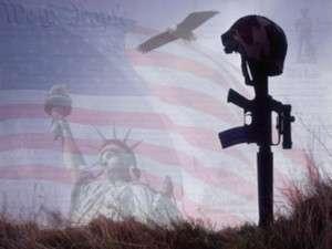 BATTLE CROSS T SHIRT #4885  ARMY MARINES MILITARY