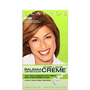 Lasting Color Creme Hair Color, Light Golden Brown (609) Beauty