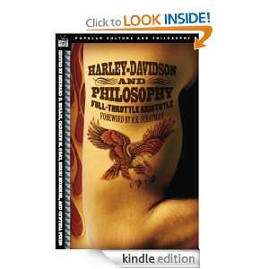 Harley Davidson and Philosophy Full Throttle Aristotle (Popular