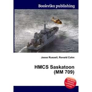 HMCS Saskatoon (MM 709) Ronald Cohn Jesse Russell Books