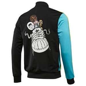 Adidas Originals Star Wars Superstar Bobsled Track Top Jacket SMALL